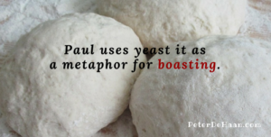 What Good is a Little Bit of Yeast?