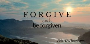 Is God's Forgiveness Conditional?