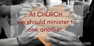 Why Do We Listen to a Sermon at Church Each Sunday?